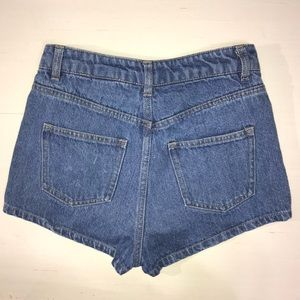 H&M Shorts - SOLD-H&M Coachella Collection Embroidered Shorts
